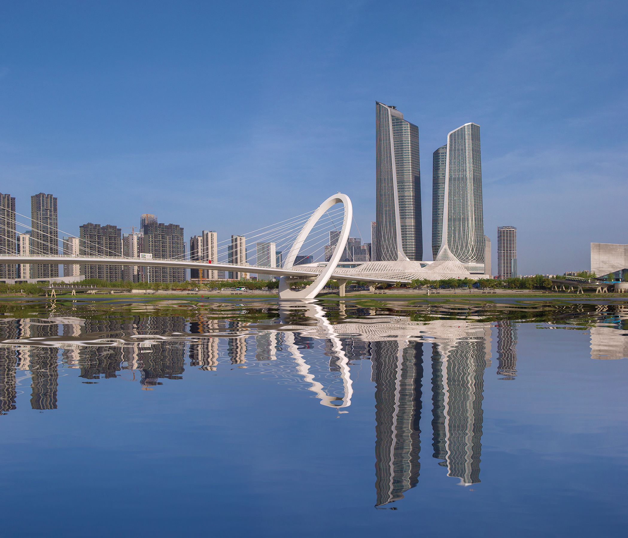Jumeirah Group Launches Luxury Hotel In Nanjing China