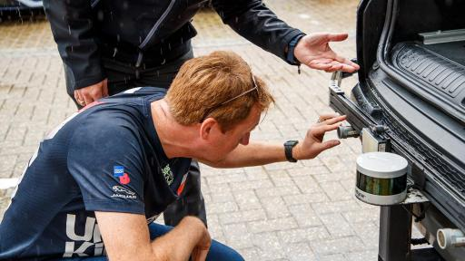 Jamie Weller, Invictus Games Sydney 2018 – Team UK Competitor and Level 4 Prototype Autonomous Range Rover Sport