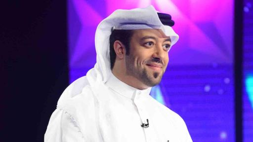 Stars of Science host, Khaled Al Jumaily