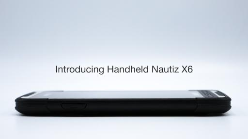 Video about The Nautiz X6 rugged phablet.