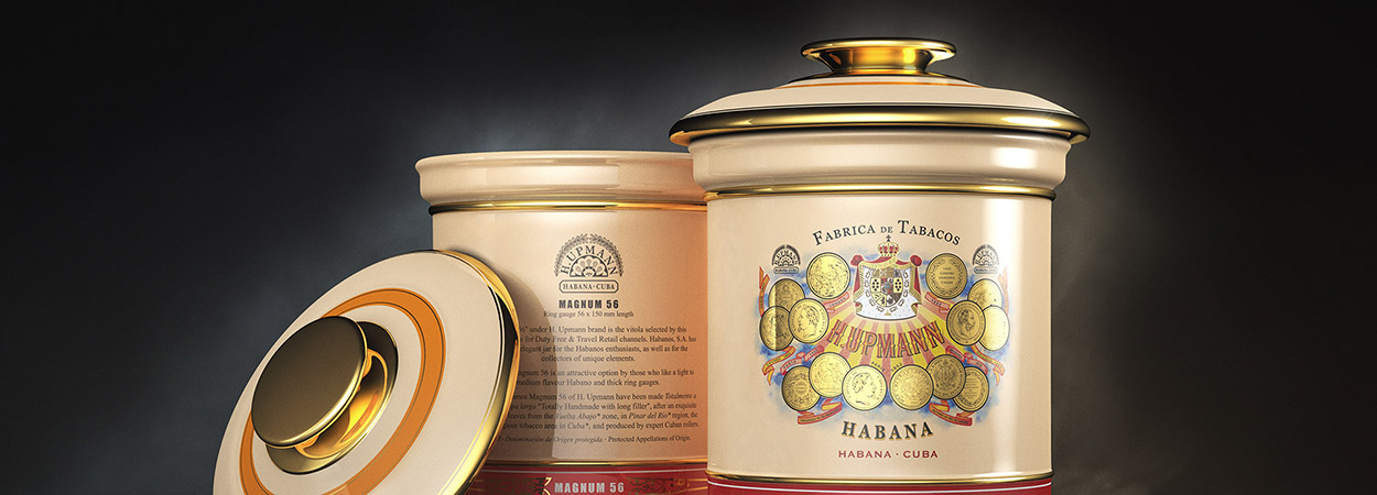 HABANOS, S.A. PRESENTS AN EXCLUSIVE PREVIEW OF THE H. UPMANN MAGNUM 56 JAR AT CANNES