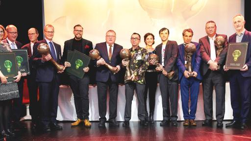 Image of All winners of the Energy Globe World Awards 2019