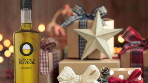 Olive Oil make a tasty gift
