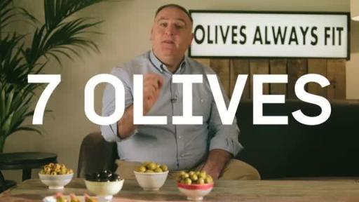 Tasty Message - Olives Always Fit Video