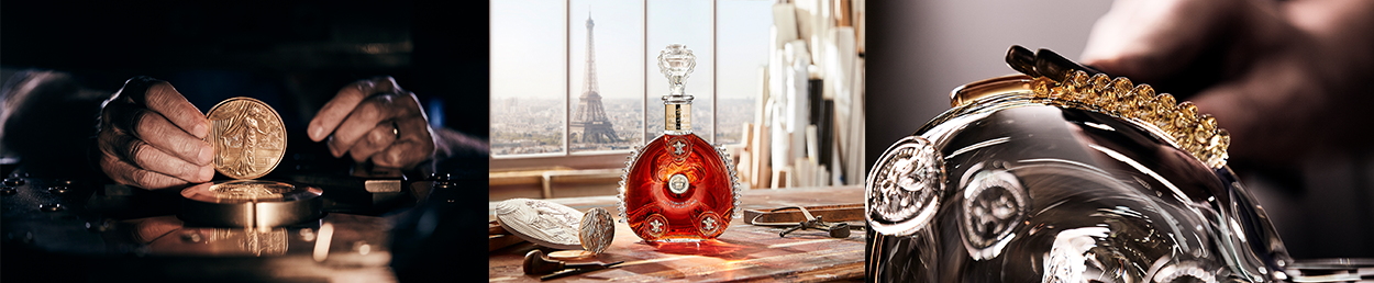 LOUIS XIII LAUNCHES A NEW LIMITED-EDITION CELEBRATING PARIS IN 1900 WITH ITS THE SECOND OPUS OF TIME COLLECTION