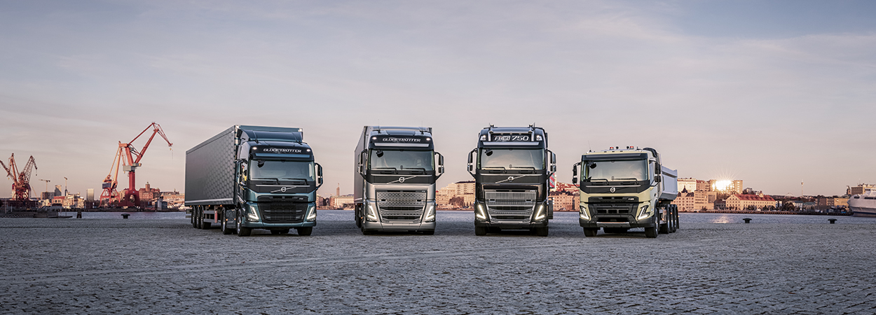 Volvo Trucks launches new generation of heavy-duty trucks with the driver in focus