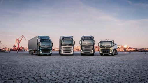 Volvo Trucks is launching four new heavy duty trucks, with a strong focus on the driver environment, safety and productivity.
