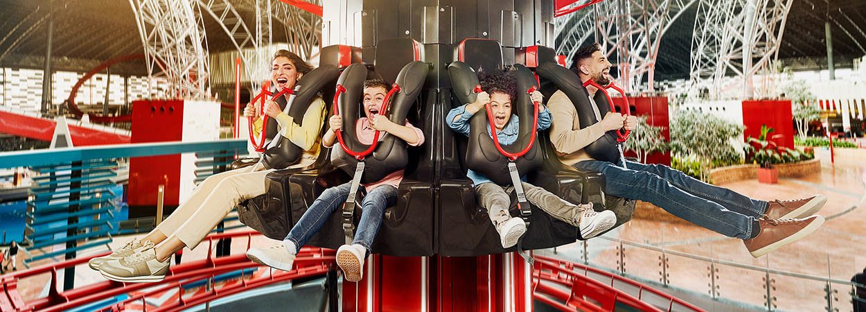 Ferrari World Abu Dhabi's Family Zone now open to the public