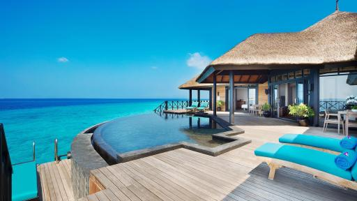 Image of 2 Bedroom Ocean Residence with Infinity Family Pool