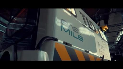 Video of EasyMile's TractEasy autonomous tow-tractor
